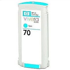 純正品 HP HP70 インクカートリッジ シアン C9452A (C9452A) 目安在庫=○【10P03Dec16】
