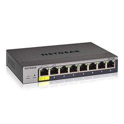 ネットギア・インターナショナル GS108T ギガビット8ポートPoE受電対応 スマートスイッチ Insight対応(GS108T-300JPS) 目安在庫=○【10P03Dec16】