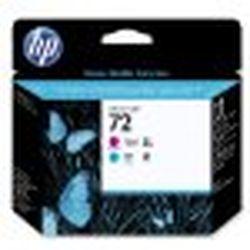 純正品 HP HP72 プリントヘッド マゼンタ/シアン (C9383A) 目安在庫=○【10P03Dec16】