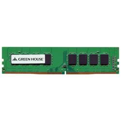 グリーンハウス GH-DRF2400-8GB PC4-19200 DDR4 LONG-DIMM 8GB メーカー在庫品【10P03Dec16】