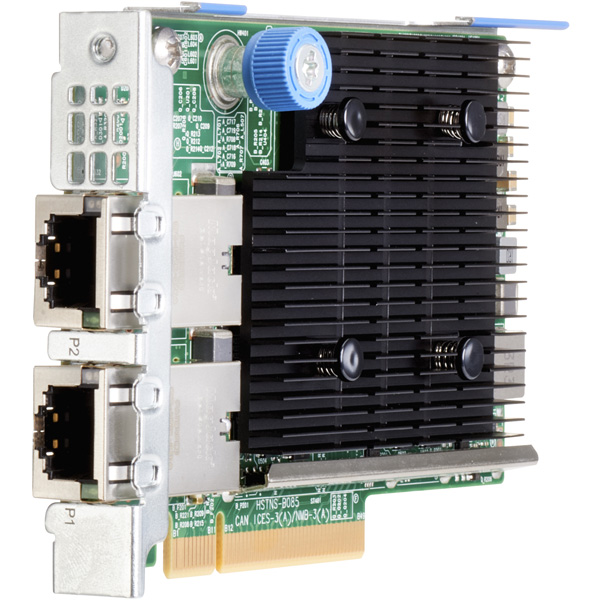 日本ヒューレット・パッカード Ethernet 10Gb 2ポート 535FLR-T ネットワークアダプター(817721-B21) 目安在庫=△【10P03Dec16】