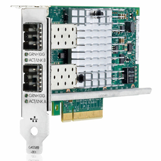 日本ヒューレット·パッカード HPE Ethernet 10Gb 2-port SFP+ X710-DA2 Adapter(727055-B21) 目安在庫=△【10P03Dec16】