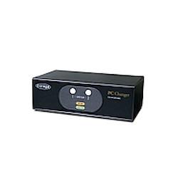 コレガ CG-PC2KVMC-W PC自動切替器(ボックスタイプ) 2台用WEBモデル 目安在庫=△【10P03Dec16】