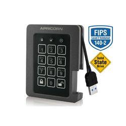 Apricorn Aegis Padlock SSD - USB 3.0 ASSD-3PL256-480F 目安在庫=△【10P03Dec16】