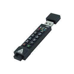 Apricorn Aegis Secure Key 3NX - USB3.0 Flash Drive ASK3-NX-8GB(4537694256872) 目安在庫=○【10P03Dec16】