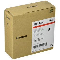 キヤノン PFI-1300 R インクタンク(0819C001) 目安在庫=△【10P03Dec16】