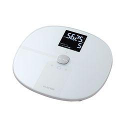 Wifi接続対応 エクリア ホワイト(HCS-WFS01WH) エレコム 体組成計 メーカー在庫品【10P03Dec16】