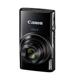 キヤノン デジタルカメラ IXY 650 (BKD) IXY650(BK)(1077C001) 目安在庫=△【10P03Dec16】