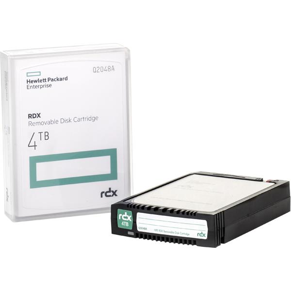 日本ヒューレット・パッカード Q2048A RDX 4TB リムーバブルディスクバックアップカートリッジ 目安在庫=△【10P03Dec16】