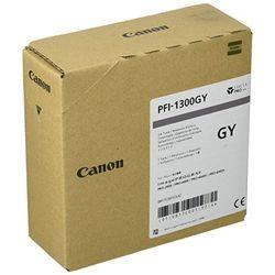 キヤノン PFI-1300 GY インクタンク(0817C001) 目安在庫=△【10P03Dec16】