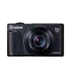 キヤノン デジタルカメラ PowerShot SX740 HS(BK) PSSX740HS(BK)(2955C004) 目安在庫=△【10P03Dec16】