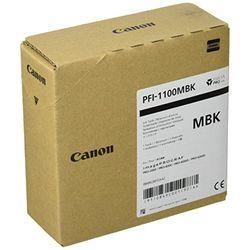 キヤノン PFI-1100 MBK インクタンク(0849C001) 目安在庫=△【10P03Dec16】