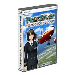 テクノブレイン パイロットストーリー 787エアラインオペレーション(対応OS:その他)(WTLF-0111) 目安在庫=△【10P03Dec16】