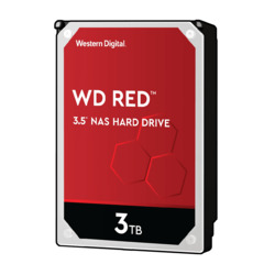 WESTERN DIGITAL WD Red SATA 6Gb/s 256MB 3TB 5400rpm class 3.5inch AF対応(WD30EFAX) 目安在庫=○【10P03Dec16】