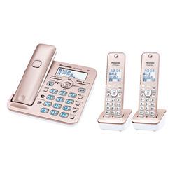 パナソニック コードレス電話機(子機2台付き) VE-GD56DW-N 目安在庫=△【10P03Dec16】