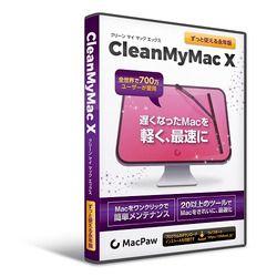 ライフボート CleanMyMac X(93700505) 目安在庫=△【10P03Dec16】