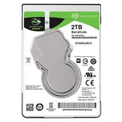 Seagate Guardian BarraCudaシリーズ 2.5インチ内蔵HDD 2TB SATA6.0Gb/s 5400rpm 128MB(ST2000LM015) 目安在庫=△【10P03Dec16】