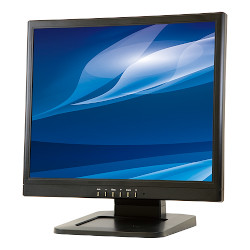 エーディテクノ 17型HDMI搭載スクウェア型 マルチインターフェース液晶モニター クロ(SN17TS) 目安在庫=△【10P03Dec16】