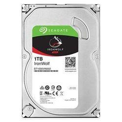 Seagate Guardian IronWolfシリーズ 3.5インチ内蔵HDD 1TB SATA 6.0Gb/s 5900rpm 64MB(ST1000VN002) 目安在庫=△【10P03Dec16】