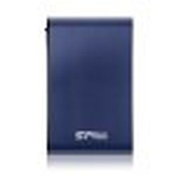 Silicon Power ポータブルHDD Armor A80 1TB ブルー SP010TBPHDA80S3B 目安在庫=△【10P03Dec16】