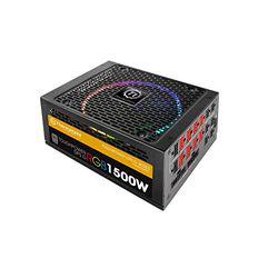 Thermaltake TOUGHPOWER DPS G RGB 1500W -Titanium-(PS-TPG-1500DPCTJP-T) 目安在庫=○【10P03Dec16】
