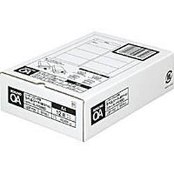 コクヨ LBP-F92N カラーLBP&PPC用紙ラベルA4 12面500枚 目安在庫=△【10P03Dec16】