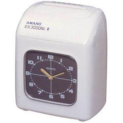 アマノ 電子タイムレコーダー EX3000NCW 目安在庫=△【10P03Dec16】