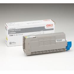 純正品 沖データ(OKI) 大容量トナーカートリッジ イエロー TNR-C4GY2 (TNR-C4GY2) 目安在庫=△【10P03Dec16】