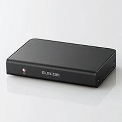 エレコム HDMI分配器/1入力/2出力 VSP-HD12BK メーカー在庫品【10P03Dec16】