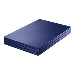 アイ・オー・データ機器 USB 3.1 Gen 1/2.0 ポータブルHDD カクうす Lite ミレニアム群青 1TB(HDPH-UT1NVR) 目安在庫=○【10P03Dec16】