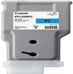 純正品 Canon キャノン PFI-206 PC インクタンク フォトシアン (5307B001) 目安在庫=△【10P03Dec16】