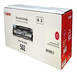純正品 Canon キャノン CRG-502MAGDRM ドラムカートリッジ502 マゼンタ (9625A001) 目安在庫=△【10P03Dec16】
