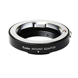 Kenko Tokina Mマウントアダプター フジフイルム Xマウント用 607084 メーカー在庫品【10P03Dec16】