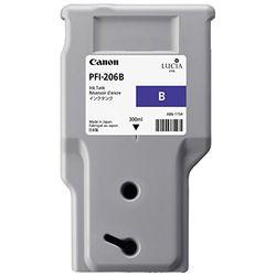 純正品 Canon キャノン PFI-206 B インクタンク ブルー (5311B001) 目安在庫=△【10P03Dec16】