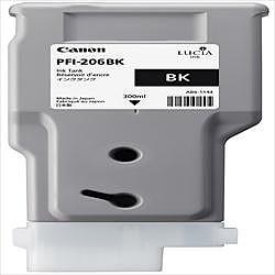 純正品 Canon キャノン PFI-206 BK インクタンク フォトブラック (5303B001) 目安在庫=△【10P03Dec16】