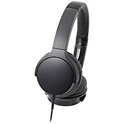 铁三角手提式耳机黑色(ATH-AR3BK)厂商库存