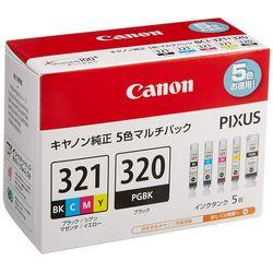 カード決済可能 2021年4月度ショップ オブ ザ アイテム勢ぞろい マンス 都道府県賞を受賞致しました 純正品 Canon BCI-321+320 10P03Dec16 3333B001 目安在庫=○ キャノン インクタンク 日本 5MP