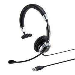 サンワサプライ ノイズキャンセリングマイク付きUSBヘッドセット(MM-HSU14ANC) メーカー在庫品【10P03Dec16】