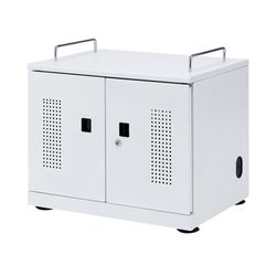 サンワサプライ タブレット収納キャビネット(20台収納) CAI-CAB103W メーカー在庫品【10P03Dec16】