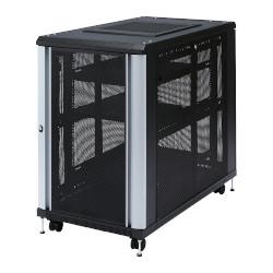 サンワサプライ 19インチマウントサーバーラック(18U) CP-SVC18UN メーカー在庫品【10P03Dec16】