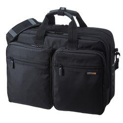 サンワサプライ 3WAYビジネスバッグ(出張用)(BAG-3WAY21BK) メーカー在庫品【10P03Dec16】