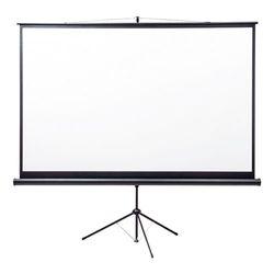 サンワサプライ プロジェクタースクリーン(三脚式)(PRS-S100HD) メーカー在庫品【10P03Dec16】