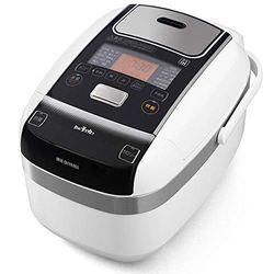 アイリスオーヤマ 米屋の旨み 銘柄量り炊き 圧力IHジャー炊飯器 5.5合(分離なし)(RC-PC50-W) 目安在庫=△【10P03Dec16】