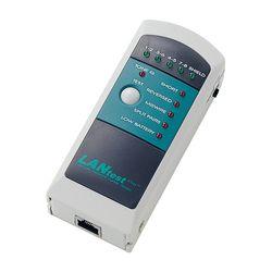 サンワサプライ LANケーブルテスター LAN-T256652N メーカー在庫品【10P03Dec16】