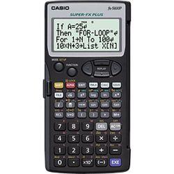 カシオ計算機 カシオ 電卓 10桁 プログラム関数電卓 FX-5800P-N メーカー在庫品【10P03Dec16】