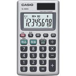 カード決済可能 2019年1月度ショップ オブ ザ 入荷予定 マンス 都道府県賞を受賞致しました カシオ計算機 並行輸入品 電卓 8桁 カードタイプ メーカー在庫品 カシオ SL-660A 10P03Dec16
