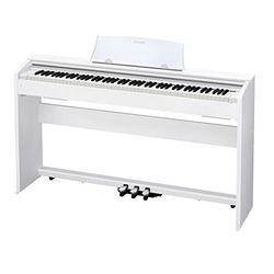 カシオ計算機(CASIO) カシオ 電子ピアノ プリヴィア スタイリッシュタイプ PX770WE ホワイトウッ メーカー在庫品【10P03Dec16】