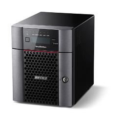バッファロー TS5410DN0804 TeraStation TS5410DNシリーズ 4ドライブ 8TB 目安在庫=○【10P03Dec16】