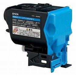 純正品 EPSON (エプソン) LPC4T9CV LP-S820/M720F用 環境推進トナー シアン(6400ページ) (LPC4T9CV) 目安在庫=△【10P03Dec16】