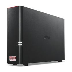 バッファロー LS510DN0101B SOHO NAS用HDD搭載 1ドライブNAS 3年保証 1TB 目安在庫=△【10P03Dec16】